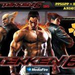 TEKKEN 6 PPSSPP Android Download