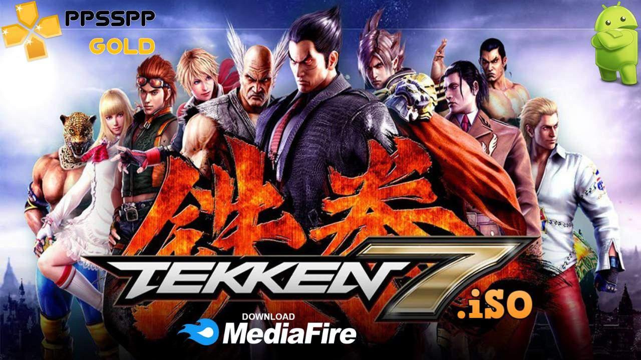 Tekken 7 PPSSPP for Android