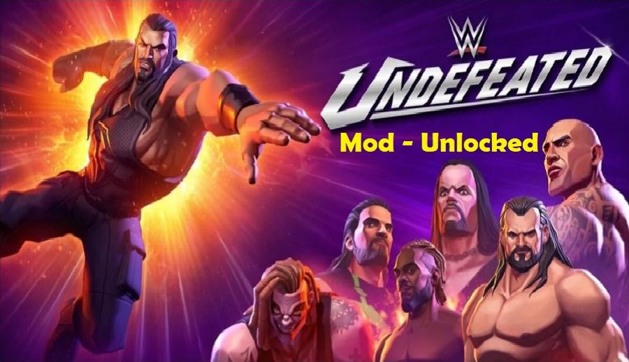 WWE 2K21 Apk Mod Unlimited Money Crack Download