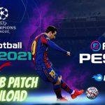 PES 2021 APK Mod Obb Patch Unlocked Download