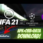 FIFA 21 UCL Mod APK Data Android Download