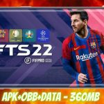 FTS 2022 Mod APK Obb Data Unlimited Money Download