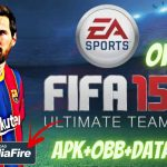 FIFA 15 Mod APK OBB Data Offline Android Download