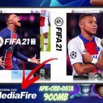 FIFA 21 APK Mod UCL Offline Kits 2021 Download