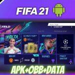 FIFA 21 Mod APK Volta 2021 Download