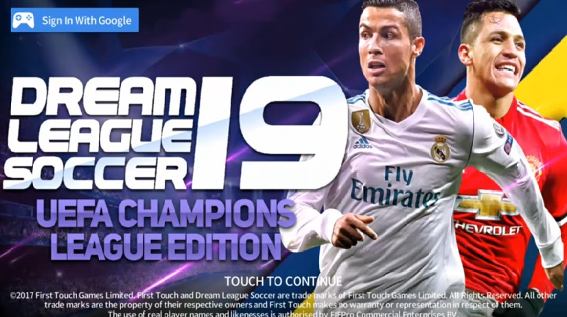 DLS 19 UCL Dream League Soccer 2019 Android HD Graphics