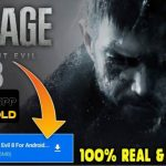 Resident Evil 8 iSO PPSSPP APK for Android Download