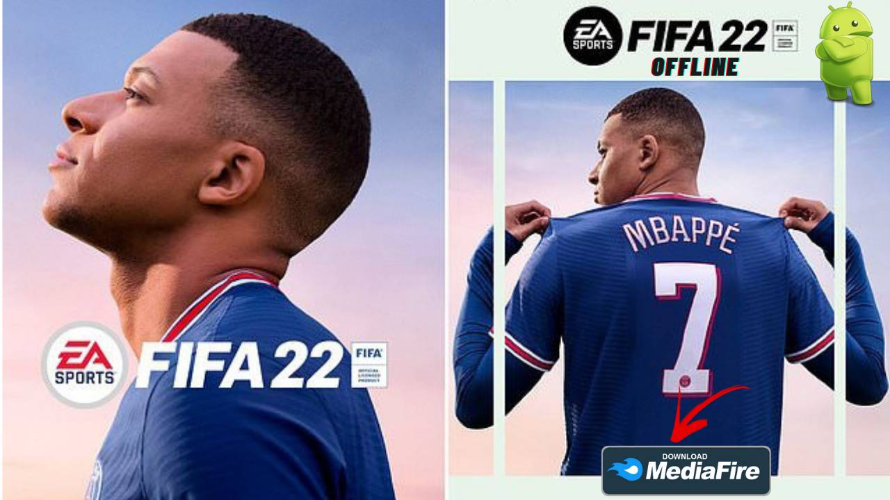 FIFA 22 Apk Obb Data Offline for Android Download