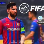 FIFA 22 Offline PPSSPP Android Kits 2022 Download