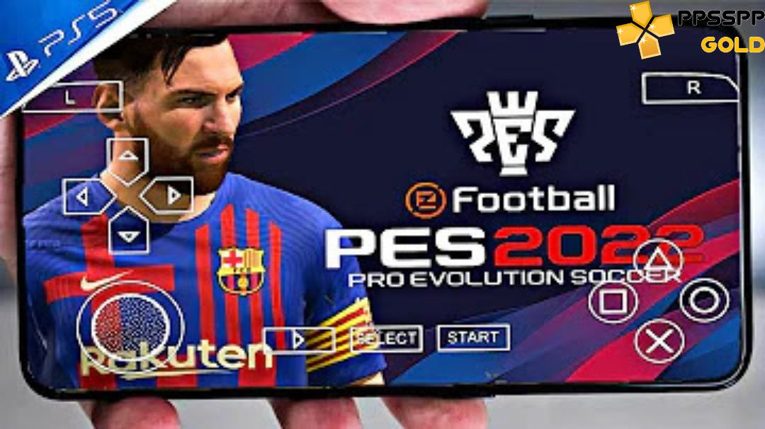 PES 2022 PSP for Android iOS PC PS5 Download