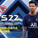 FTS 22 Mod APK OBB Data Messi on PSG Download