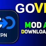 GoVPN APK MOD Unlocked Premium Download