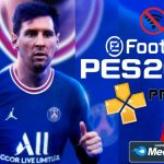 PES 2022 PPSSPP Android Offline Messi to PSG Download