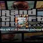 GTA 5 Mod APK V2.00 Unlocked Download
