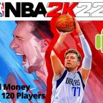 NBA 2K22 APK Mod 2022 Unlimited Money Download