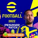 eFootball 2022 APK Mod PES OBB Patch Download